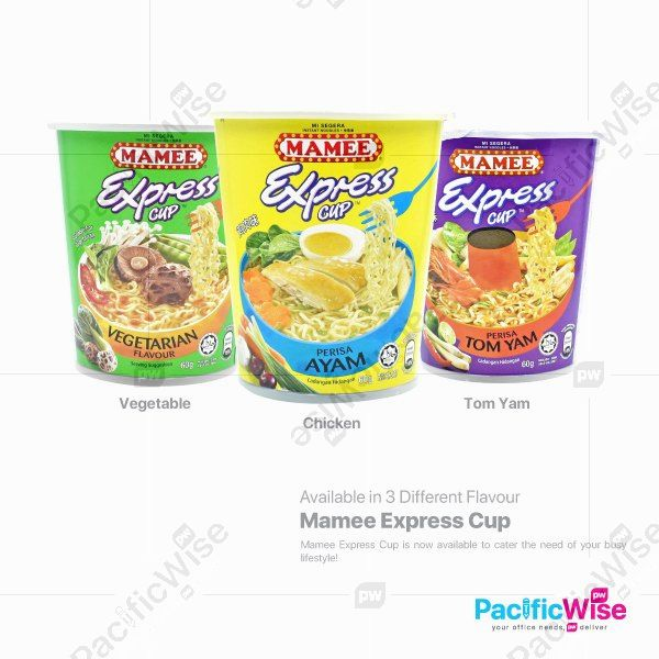 Mamee Express Cup (60g)