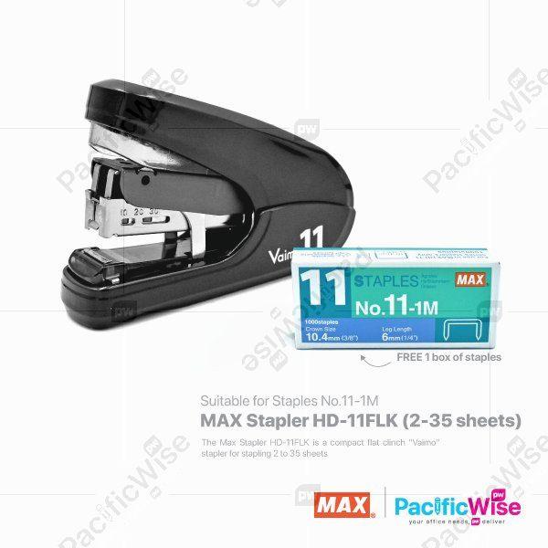 Max Stapler HD-11FLK (2~35 Sheets)