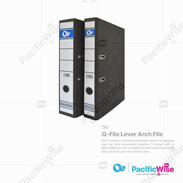 Q-File Lever Arch File