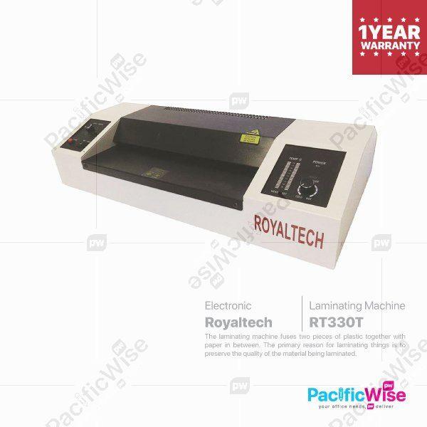 Royaltech Laminating Machine (RT330T)