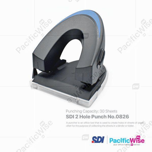SDI Puncher 0826 (1~30 Sheets)