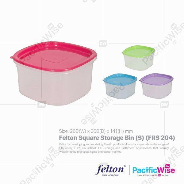 Felton Square Storage Bin (FRS 204)