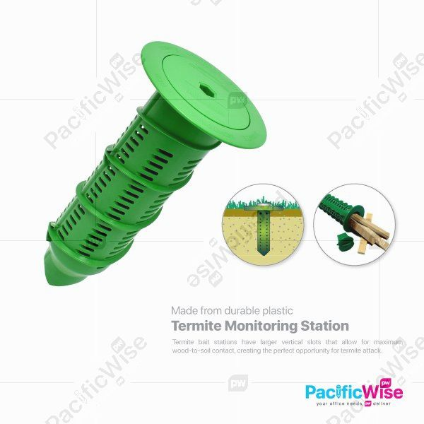 Termite Monitoring Station