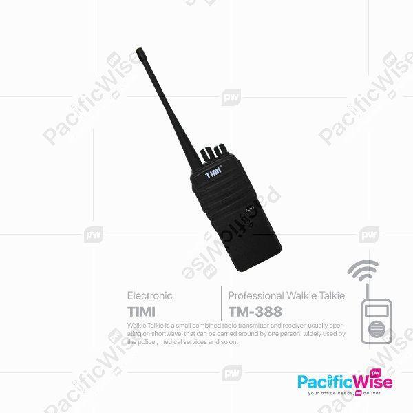 TIMI Walkie Talkie Professional FM Transceiver (TM-388)