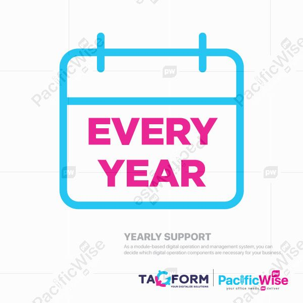 Tagform DMS - Yearly Support
