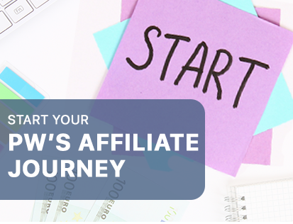 How To Become A PW's Affiliate
