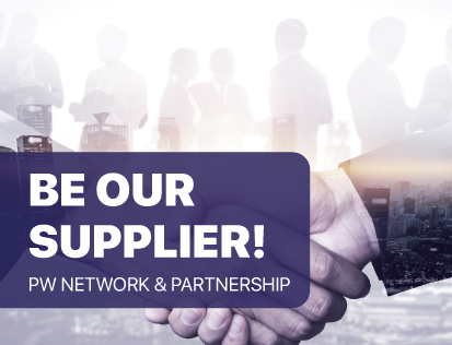 Be Our Supplier