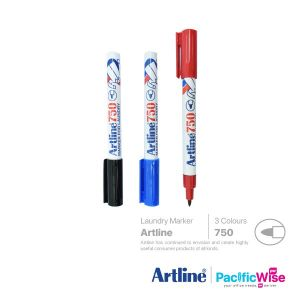 Artline Laundry Marker 750