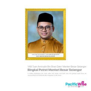 Bingkai Potret Menteri Besar Selangor