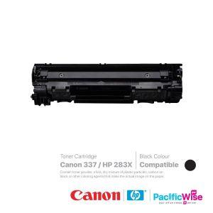 Canon 337 / HP 283X Toner Cartridge (Compatible)