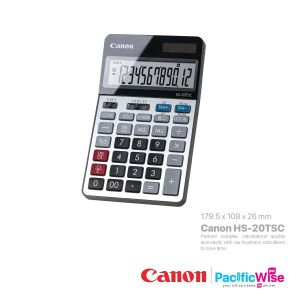 Canon Calculator HS-20TSC