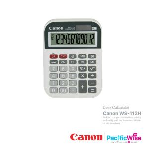 Canon Calculator WS-112H