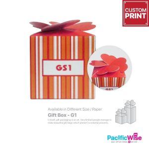 Customized Printing Gift Box (G1)