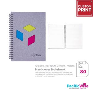 Customized Printing Hardcover Notebook (80s)
