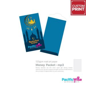 Customized Printing Money Packet (MP3)