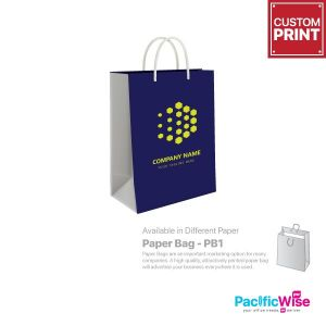 Customized Printing Paper Bag (PB1)