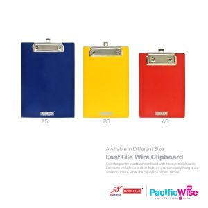 East File Wire Clipboard