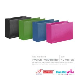 East File PVC CD & VCD File