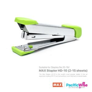 Max Stapler HD-10 (2~15 Sheets)