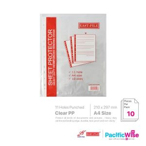 East File Sheet Protector PP 305T