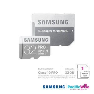 Samsung Class 10 Pro (Micro SD Card)
