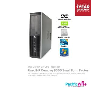 Used HP Compaq 8300 Small Form Factor