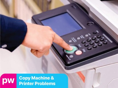 6 common copy machine & printer problems and the path to resolution