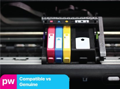 Compatible vs Genuine Toner Cartridges