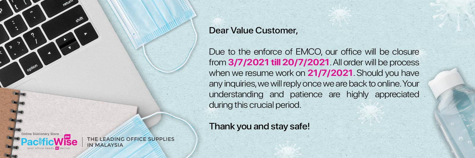 EMCO-Banner